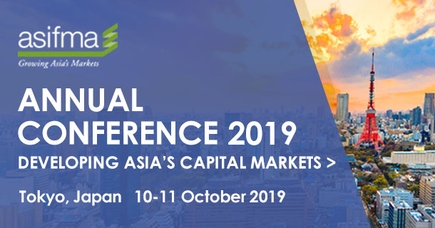 ASIFMA Annual Conference 2019: Developing Asia's Capital Markets in conjunction with the EU-Asia Financial Services Dialogue and Dinner
