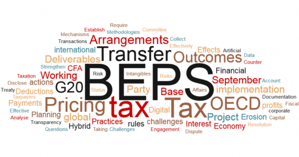 Impact of the BEPS Action Plan on the Banking Sector   IBA Japan